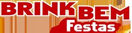 Varejo Brink Bem Festas Logotipo